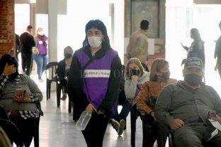 Otros 82 muertos y 1.451 nuevos contagios de coronavirus en Argentina -  -
