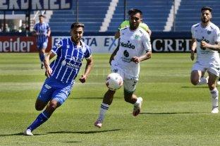 Agónico empate de Godoy Cruz ante Sarmiento
