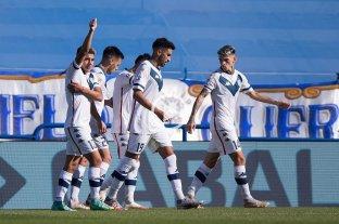 Vélez le ganó a Aldosivi