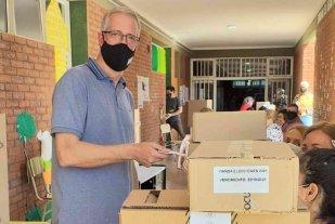 El aluvión de votos del norte, clave para el triunfo de Losada - Scarpin