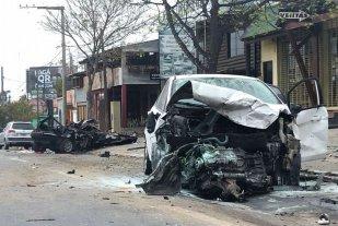 Córdoba: tres jóvenes fallecieron en un accidente automovilístico -