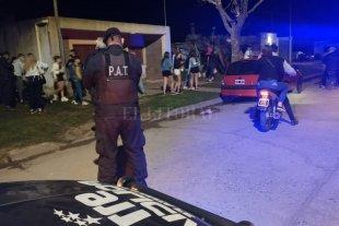 Policía debió intervenir por varias fiestas clandestinas -
