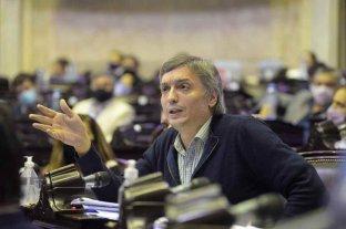 """Máximo Kirchner afirmó que la Argentina saldrá adelante """"con construcción política y gestión"""""""