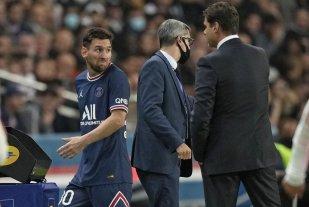 """Pochettino, sobre Messi: """"Estamos para tomar decisiones que a veces gustan y a veces no"""""""