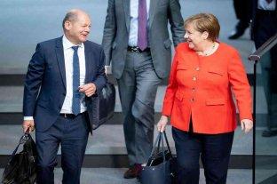Olaf Scholz se consolida como favorito para suceder a Angela Merkel