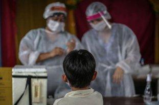 Pfizer asegura que su vacuna es segura y genera anticuerpos en niños de 5 a 11 años