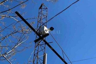 Instalan un centro de monitoreo en Colonia San José