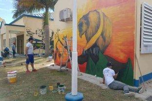 Elortondo tendrá su primer Encuentro Nacional de Muralistas