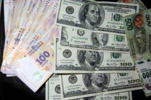 """El dólar """"blue"""" sube levemente y se vende a $ 185,50"""