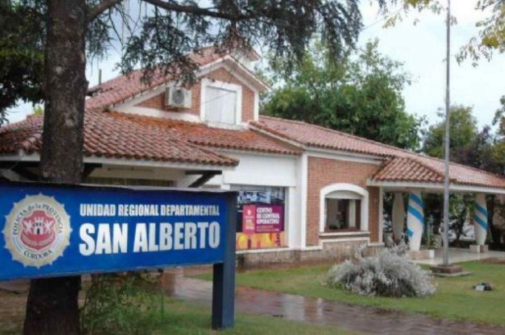 Unidad Regional Departamental San Alberto. Crédito: Gentileza