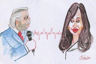 Fernández Versus Fernández, el caso Pimpinela