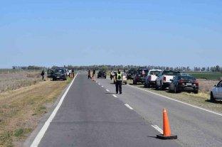 Elortondo: imputaron al policía acusado del femicidio de su ex pareja en ruta 90