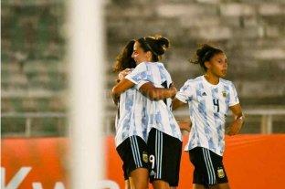 Fútbol femenino: la Selección Argentina va por su segundo cruce contra Brasil