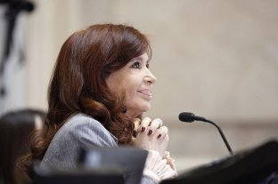 Cristina Kirchner informó un patrimonio de $ 15,4 millones