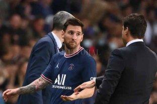 La advertencia que recibió Pochettino por sustituir a Lionel Messi  -