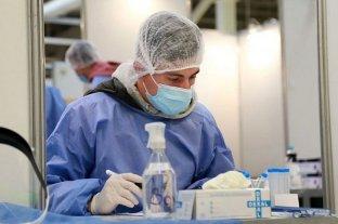 Coronavirus en Argentina: confirmaron 90 decesos y 2.162 nuevos contagios -  -