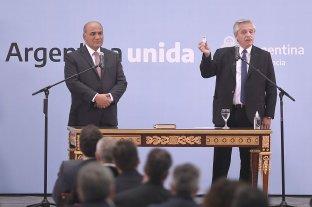"""Alberto Fernández habló de la crisis en el Gobierno: """"Los debates no me asustan"""""""