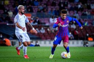 Barcelona rescató un empate ante Granada en el Camp Nou