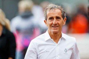 Si invierten la grilla en la F1, Alain Prost se va de la categoría