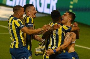 Rosario Central venció a San Lorenzo en el final