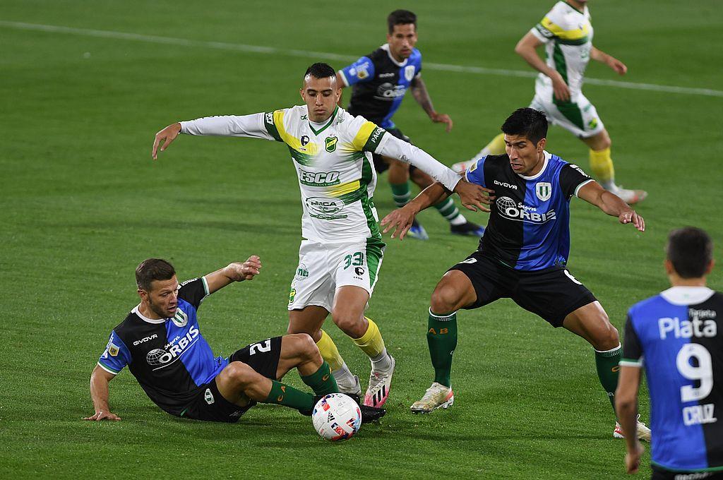 Defensa y Justicia y Banfield igualaron sin goles en Florencio Varela  -