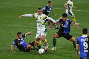 Defensa y Justicia y Banfield igualaron sin goles en Florencio Varela