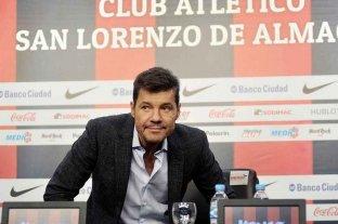 Tinelli retomará la presidencia de San Lorenzo en 2022