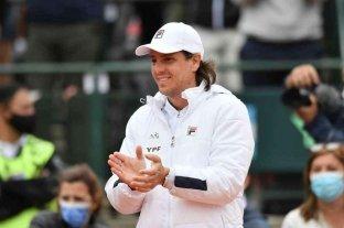 Gaudio deja de ser el capitán argentino en la Copa Davis