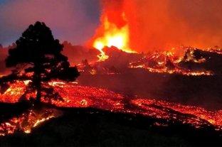 Video: la lava cubre 103 hectáreas y destruyó 166 viviendas en La Palma
