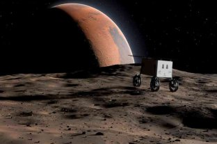 La NASA enviará un robot al polo sur de la Luna en busca de hielo
