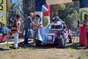Multitudinario Rally Santafesino en María Susana