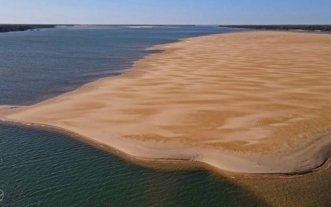 Se agrava la bajante del río Paraná y los repuntes dependen de las hidroeléctricas