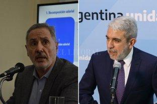 Aníbal Fernández devolvió a la  escena política a Marcelo Sain -  -