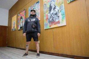 "Lucho Gil: ""Como artista me considero caótico en todos los sentidos posibles"""
