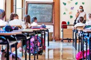 En Buenos Aires habrá clases los sábados para recuperar contenidos