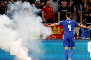 "FIFA sancionó a Hungría con dos partidos a puertas cerradas ""por conductas racistas"" de hinchas"