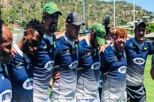 Sudáfrica definió su equipo para enfrentar a Nueva Zelanda