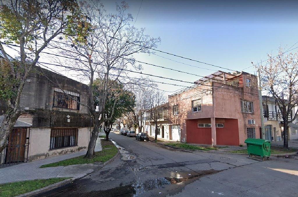 Etchecopar fue herido en una vivienda ubicada en calle Pedro Lino Funes al 1200. Crédito: Captura digital - Google Maps Streetview