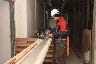 La construcción un 66,2% más cara que hace un año