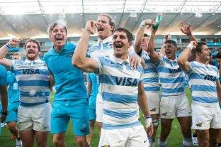 Los Pumas mantienen el séptimo lugar en el ranking de la World Rugby