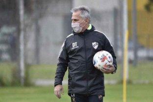 Madelón dejará de ser el técnico de Platense -