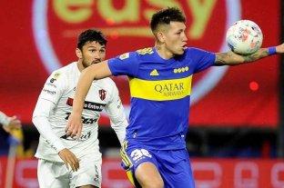 Boca-Patronato, para estar entre los cuatro mejores - Boca y Patronato se enfrentaron hace un mes por la Liga Profesional y el recreíno Vázquez marcó el gol de la diferencia.