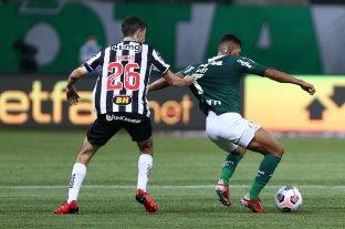 Copa Libertadores: Palmeiras y Atlético Mineiro empataron sin goles