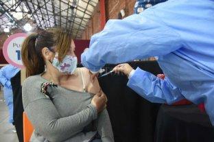 Vacunación en Santa Fe: miércoles sólo de reprogramados en La Redonda