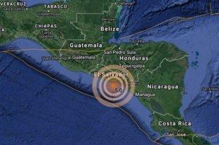 Reportan un sismo de 6,5 cerca de la costa de Nicaragua
