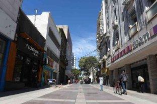 Comienza la remodelación de peatonal San Martín en Rosario