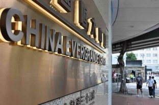 Evergrande anunció el pago de intereses por US$ 35,9 millones para llevar calma a los mercados