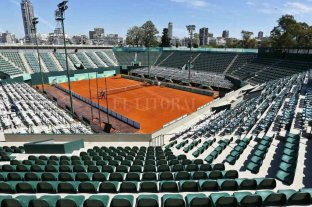 El Argentina Open femenino se jugará con público en Buenos Aires