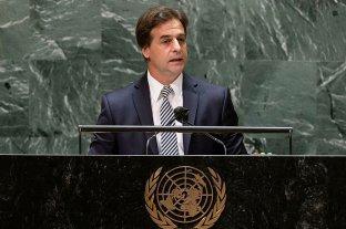 """Lacalle Pou ante la ONU: """"Hay gobiernos autoritarios que les temen a sus pueblos"""""""
