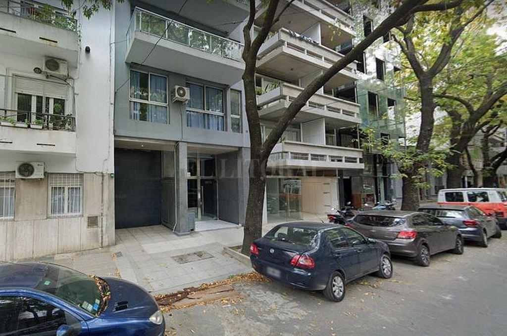 El cuerpo fue hallado en un edificio de Soler al 6000, en la Ciudad de Buenos Aires. Crédito: Captura digital - Google Maps Streetview